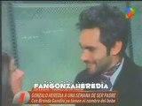 Gonzalo Heredia en Intrusos 04.08.11