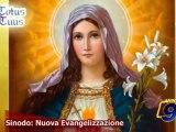 Totus Tuus   Sinodo Nuova Evangelizzazione (Seconda Parte)