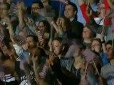 US election: President Obama's speech highlights