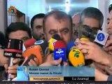 L'Iran promet des perturbations sur le marché du pétrole en réponse aux sanctions occidentales
