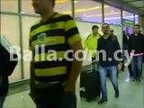 Οι οπαδοί της ΑΕΛ στην Κωνσταντινούπολη