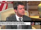 Obama réélu : les réactions françaises en moins de 3 minutes