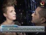 Mariana Nannis se enojó por la imitación de Charlotte... y Fátima Florez le respondió