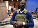 Call of Duty Black Ops 2 : making of du trailer live action avec Omar Sy
