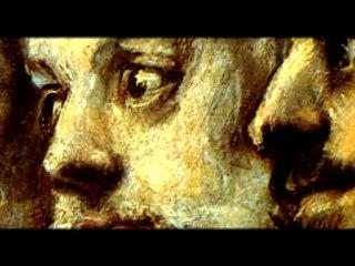 """""""The Burial of Count Orgaz"""" by El Greco"""