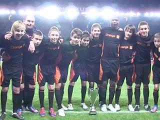 Finale Orange football challenge 2012