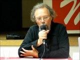 UA2012M'PEP - Réu publique CNR - Réponse à la salle de Georges GASTAUD (PRCF) - 3 nov. 2012 à Aix-en-Provence