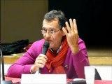UA2012M'PEP - Réu publique CNR - Réponse à la salle de Jacky OMER (Front syndical de classe) - 3 novembre 2012 à Aix-en-Provence