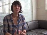 Interview de Pauline Croze