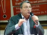UA2012M'PEP - Réu publique CNR - Réponse à la salle de Jacques NIKONOFF (M'PEP) - 3 nov. 2012 à Aix-en-Provence
