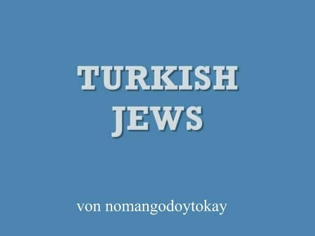 Famous Turkish Sephardics , My cognate brethren ,offers with Sephardic music,by nomangodoytokay