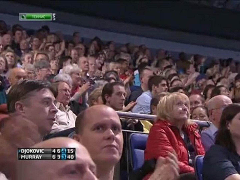 London 2012.Group A.Djokovic-Murray 333