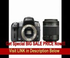BEST PRICE Sony >Sony DSLR-A550 14.2 MP Digital SLR Camera with 55-200mm f/4-5.6 DT AF Zoom LensSony DSLR-A550 14.2 MP Digital SLR Camera with 55-200mm f/4-5.6 DT AF Zoom Lens