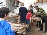 Vacances: des ateliers créatifs pour les enfants