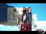 Usa 2012, Obama torna a Washington da vincitore - VideoDoc. Il presidente rieletto rientra da Chicago con la famiglia