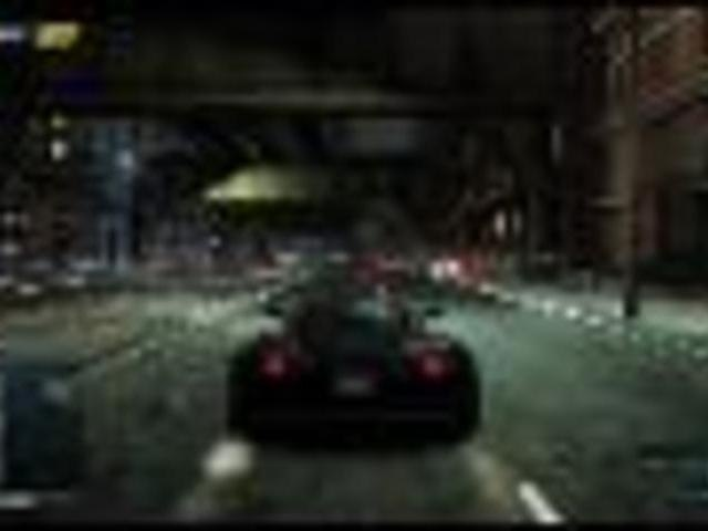 NFS Most Wanted - Car Hopping Gameplay