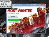 Need for Speed Most Wanted Keygen Crack Serial Steam