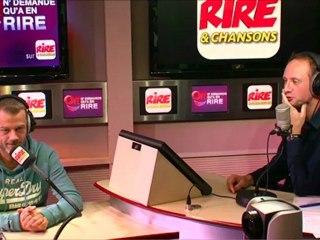 Florent Peyre imite Karl Lagerfeld - On n'demande qu'à en rire sur Rire & Chansons