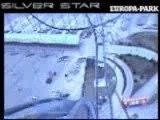 Europapark - silverstar roller coaster