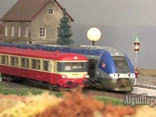 Le train miniature givetois