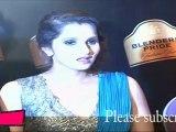 Sania Mirza's Authentic Diwali Celebrations