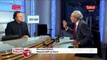 L'INVITE POLITIQUE,Nicolas Dupont-Aignan