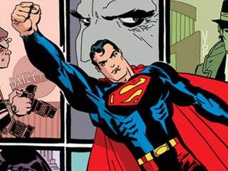 CGR Comics - SUPERMAN: KRYPTONITE comic review