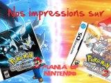 Nos Impressions sur Pokémon Version Blanc 2 & Noir 2 - Mania Of Nintendo - Nintendo DS