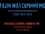 Waterproofing Contractor - Leaky Basement Walls & Floors?  Clifton Park / Ballston Spa NY