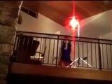 girl gets head hit by ceiling fan - Bing Videos