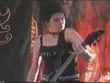 kittie - spit (ozzfest 2000)