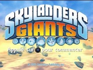 Skylanders Giants Test et Gameplay