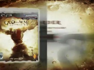 Ares God Trailer de God of War : Ascension