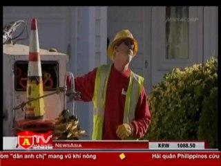 ANTÐ - Nước Mỹ tiếp tục khắc phục hậu quả sau bão Sandy