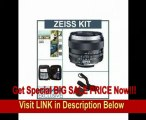 BEST PRICE Zeiss 50mm f/1.4 Planar T* ZF.2 Series Manual Focus Lens Kit for the Nikon F (AI-S) Bayonet SLR System. with Tiffen 58mm Photo Essentials Filter Kit, Lens Cap Leash, Professional Lens Cleaning Kit