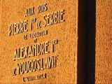 11 Novembre 2012 : Fête nationale Serbe - Amitié Franco-Serbe - VELIKI RAT CENA ZABORAVA