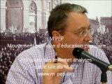 """UA2012M'PEP - Crise de et dans l'UE Réponse 2 J. Nikonoff - """"Quelles contreparties des banques à la BCE ?"""""""