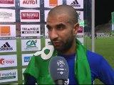Interview de fin de match : AS Saint-Etienne - ESTAC Troyes - saison 2012/2013