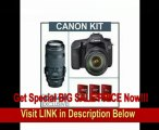 BEST BUY Canon EOS-7D Digital SLR Camera with EF 28-135mm f/3.5-5.6 IS USM Lens & EF 70-300mm f/4-5.6 IS USM Autofocus Lens - USA - FREE: Red Giant Adorama Production Bundle for PC/Mac a $599.00 Retail Value