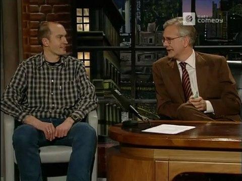 Die Harald Schmidt Show vom 10.04.2002