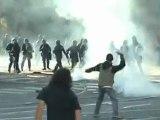 NON au Black Bloc dans les manifestations - NON à toutes violences et à tout groupe violent en manif