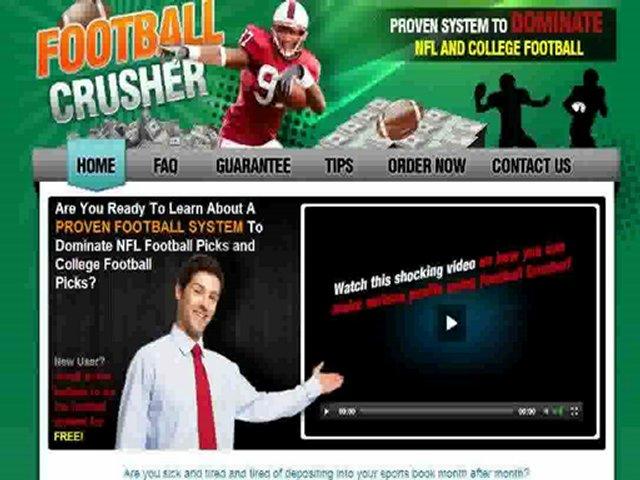 College Football Picks and NFL Football Picks using the Football