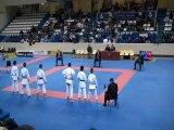 Coupe de France kata 2012 Finale par Equipe cadets / Juniors