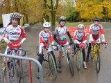 "Cyclo cross de  Cognin ""Chambéry Cyclisme Compétition"""