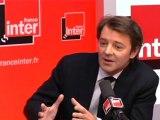 François Baroin, Député-maire UMP de Troyes, Ancien ministre de l'Economie, des Finances et de l'Industrie