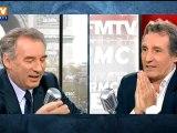 Guerre des chefs UMP : François Bayrou préfère François Fillon