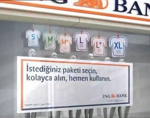 ING Bank Kredi Butik Reklam Filmi