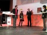Prix La Recherche 2012 - Mathématiques