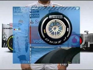 F1, GP USA 2012: La guida alla pista di Jenson Button