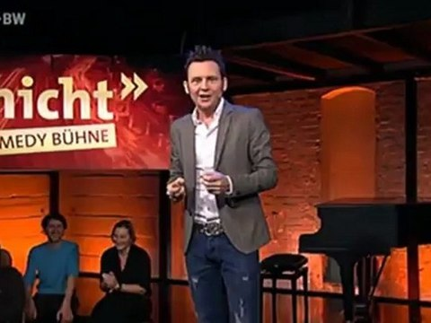 Spätschicht – Die SWR Comedy Bühne vom 09.11.2012